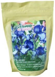 Schreiner's 6-10-10 Controlled Release Iris Food
