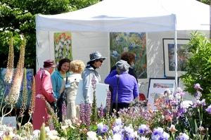 Artist Fair|Schreiner's Iris Gardens