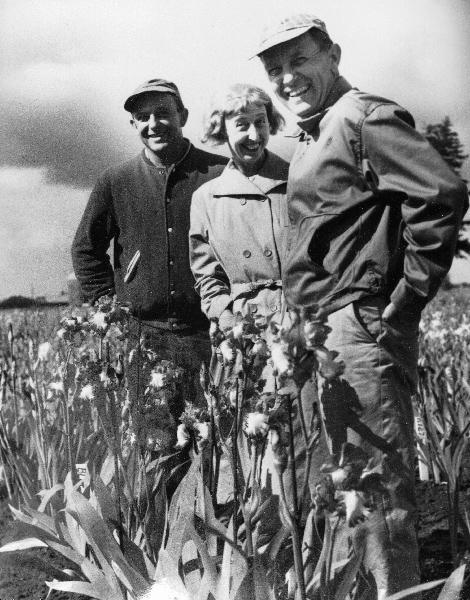 Schreiner's Iris Gardens|History